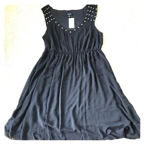 Torrid Dresses Plus Size Studded Dress Poshmark